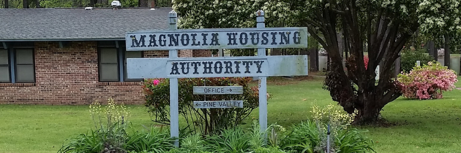 Magnolia Housing Authority Office